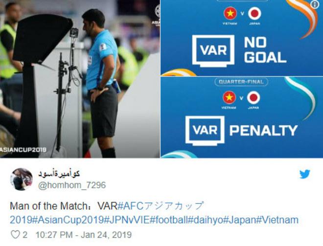 Nhiều người phản đối tình huống VAR dẫn đến bàn thua của Việt Nam-1