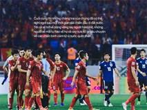 Xin cảm ơn, những chiến binh áo đỏ quên mình vì đất nước!