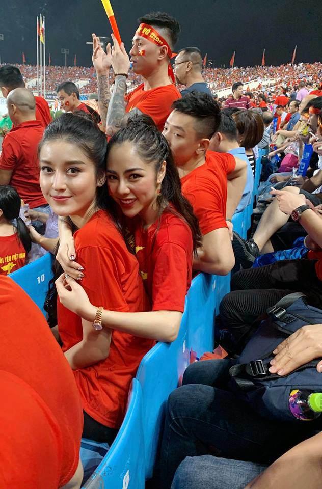 Mê màn bắt bóng xuất thần, MC xinh nhất nhì VTV tuyên bố gả con gái cho Đặng Văn Lâm-8