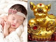 'Heo vàng' đã là gì, bé sinh vào 4 TUỔI này mới đúng 'con cưng' Thần Tài, mang lộc về cho cả gia đình