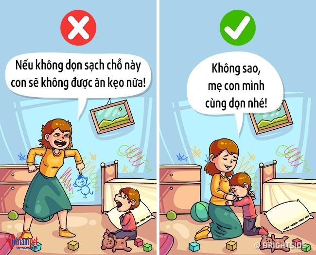 11 câu có tác dụng kỳ diệu khi cha mẹ nói với con cái-1