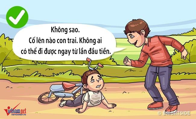 11 câu có tác dụng kỳ diệu khi cha mẹ nói với con cái-9