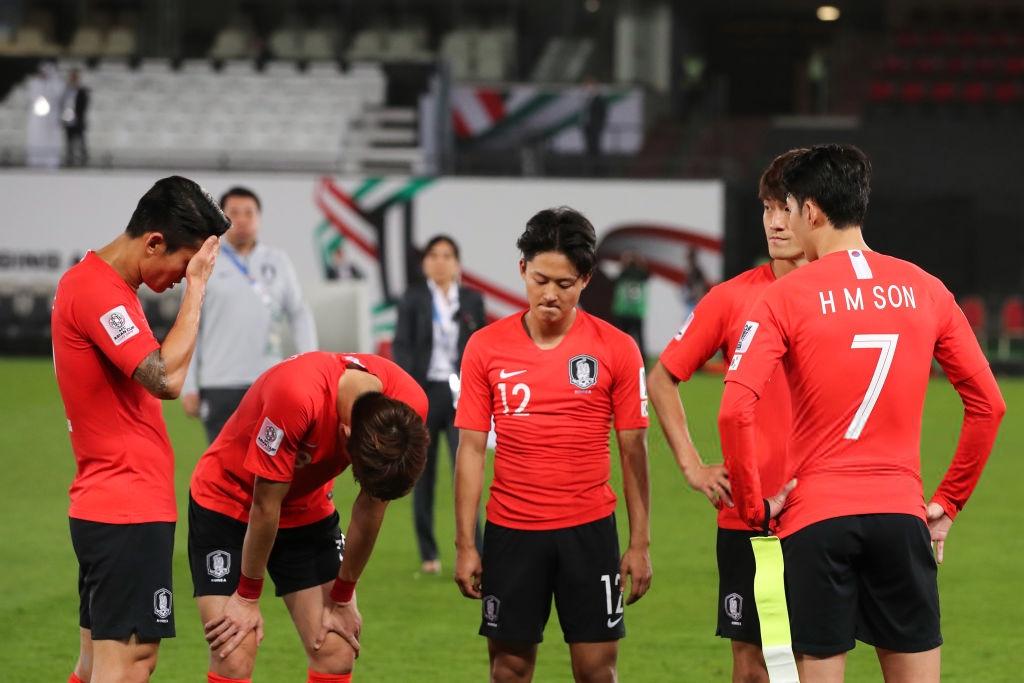 Tuyển thủ Hàn Quốc buồn bã, CĐV suy sụp sau thất bại ở tứ kết Asian Cup 2019-1