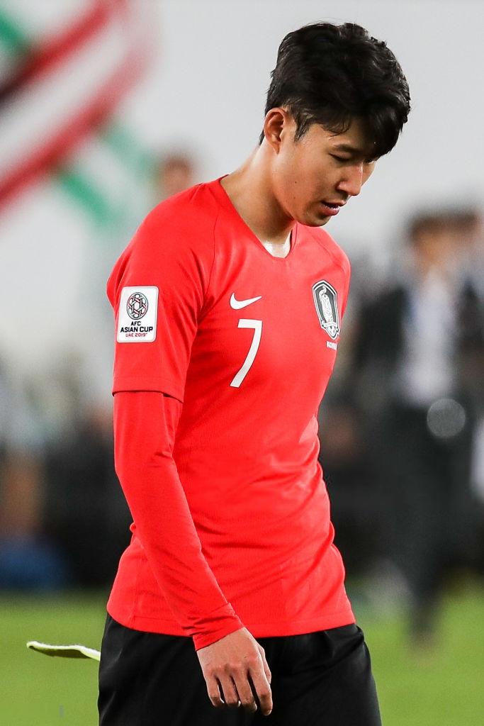 Tuyển thủ Hàn Quốc buồn bã, CĐV suy sụp sau thất bại ở tứ kết Asian Cup 2019-4