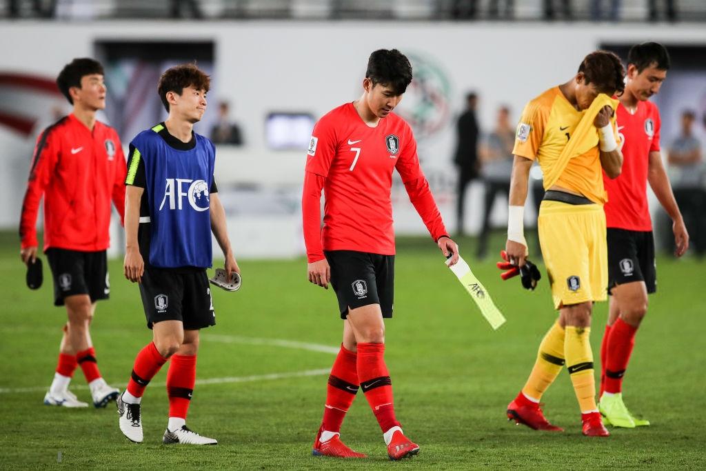 Tuyển thủ Hàn Quốc buồn bã, CĐV suy sụp sau thất bại ở tứ kết Asian Cup 2019-2