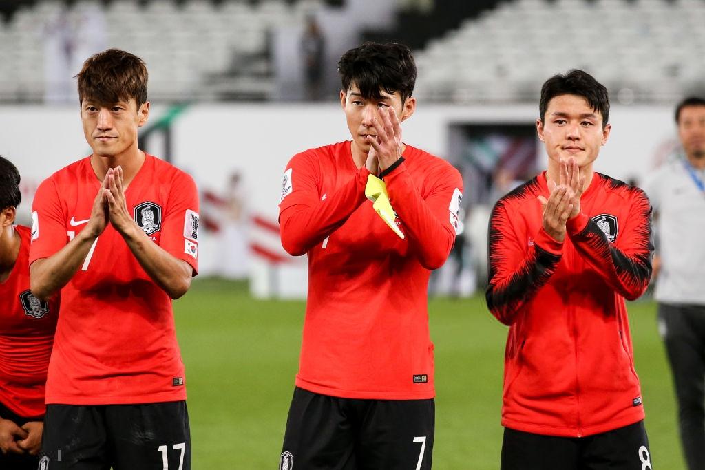 Tuyển thủ Hàn Quốc buồn bã, CĐV suy sụp sau thất bại ở tứ kết Asian Cup 2019-3