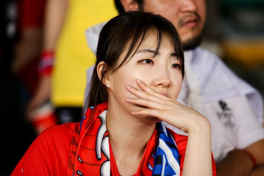 Tuyển thủ Hàn Quốc buồn bã, CĐV suy sụp sau thất bại ở tứ kết Asian Cup 2019-8