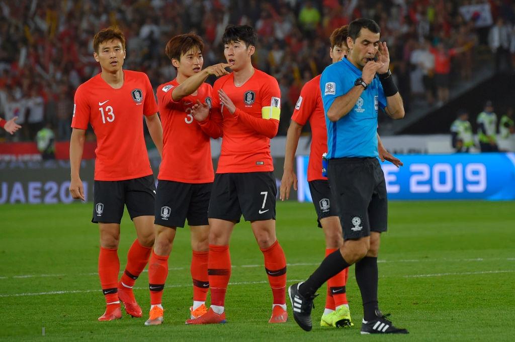 Tuyển thủ Hàn Quốc buồn bã, CĐV suy sụp sau thất bại ở tứ kết Asian Cup 2019-10