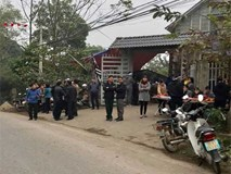 Vụ hai mẹ con hiệu phó tử vong bất thường ở Phú Thọ: Xác định được nghi phạm qua chiếc áo khoác đẫm máu ở hiện trường
