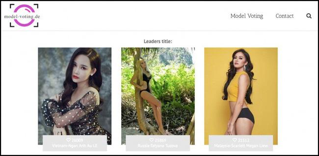 Lê Âu Ngân Anh lọt top 6 Hoa hậu Liên lục địa nhưng không phải do giám khảo lựa chọn mà là nhờ cách này-1