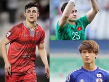 6 'nam thần sân cỏ' ở Asian Cup 2019 được lòng fan nữ