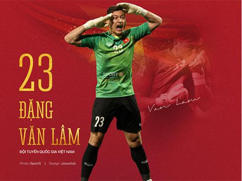 Đặng Văn Lâm và cuộc hành trình khó tin từ một cậu bé bị quên lãng trở thành thủ môn số 1 tuyển Việt Nam-1
