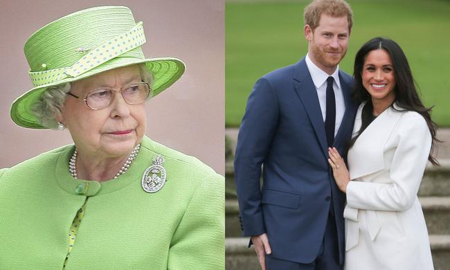 Tạp chí Mỹ tuyên bố gây sốc, Nữ hoàng bỏ ra số tiền khổng lồ để Meghan chấp thuận ly hôn, rời khỏi hoàng gia-1