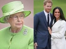 Tạp chí Mỹ tuyên bố gây sốc, Nữ hoàng bỏ ra số tiền khổng lồ để Meghan chấp thuận ly hôn, rời khỏi hoàng gia