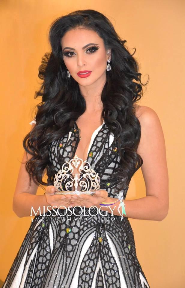 Philippines đăng quang, Ngân Anh đoạt á hậu 4 Hoa hậu Liên lục địa-19
