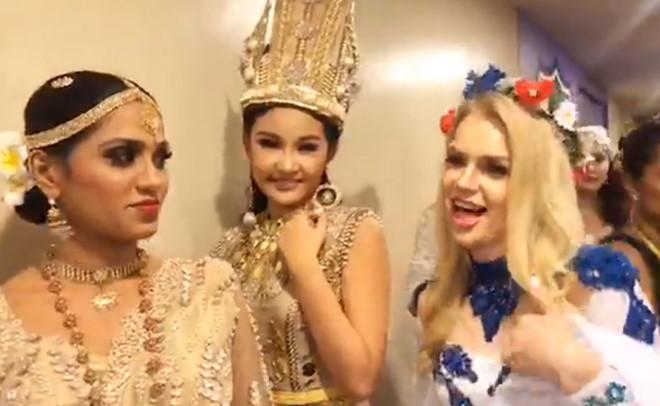 Philippines đăng quang, Ngân Anh đoạt á hậu 4 Hoa hậu Liên lục địa-18
