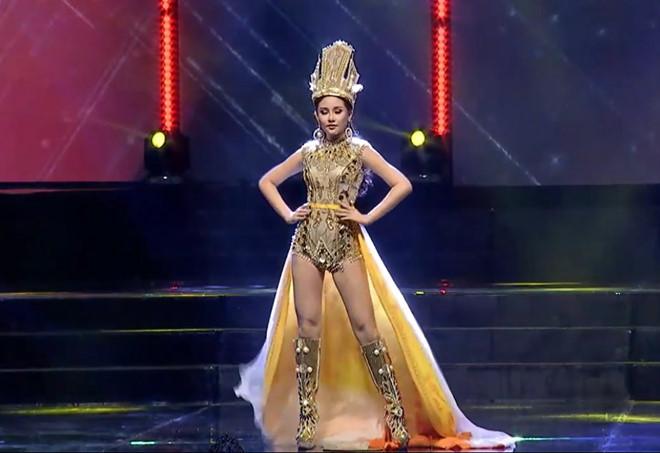 Philippines đăng quang, Ngân Anh đoạt á hậu 4 Hoa hậu Liên lục địa-17