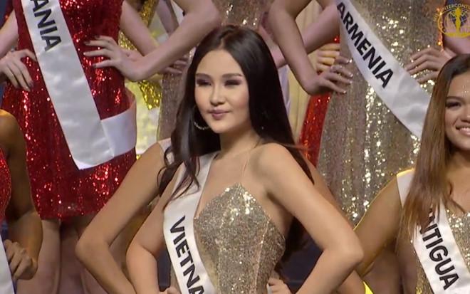 Philippines đăng quang, Ngân Anh đoạt á hậu 4 Hoa hậu Liên lục địa-16