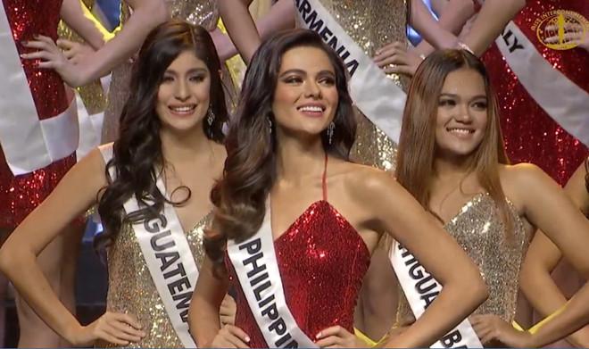 Philippines đăng quang, Ngân Anh đoạt á hậu 4 Hoa hậu Liên lục địa-15