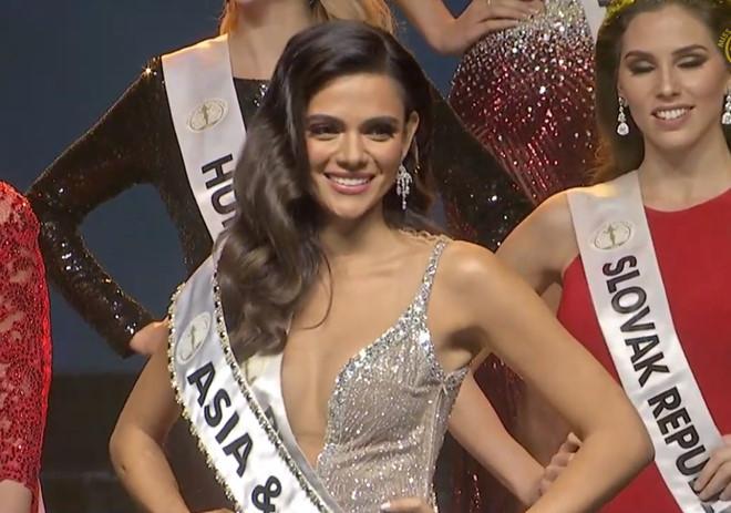 Philippines đăng quang, Ngân Anh đoạt á hậu 4 Hoa hậu Liên lục địa-11