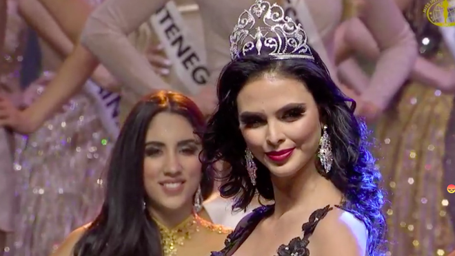 Philippines đăng quang, Ngân Anh đoạt á hậu 4 Hoa hậu Liên lục địa-5