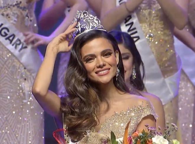Philippines đăng quang, Ngân Anh đoạt á hậu 4 Hoa hậu Liên lục địa-3