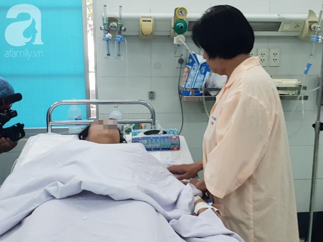 Vụ người phụ nữ nguy kịch khi cắt u hậu môn tại phòng khám tư: Bác sĩ Trung Quốc mổ, phòng khám phủ nhận-8