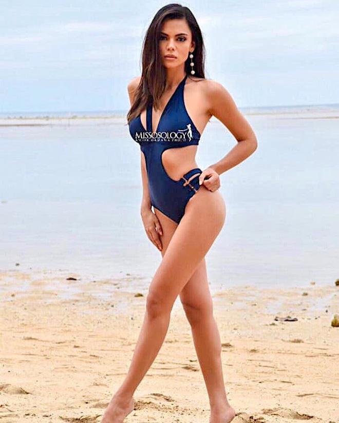 Nhan sắc người đẹp đánh bại Ngân Anh tại Miss Intercontinental-8