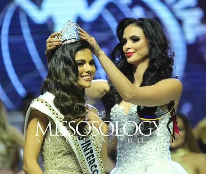 Nhan sắc người đẹp đánh bại Ngân Anh tại Miss Intercontinental-1