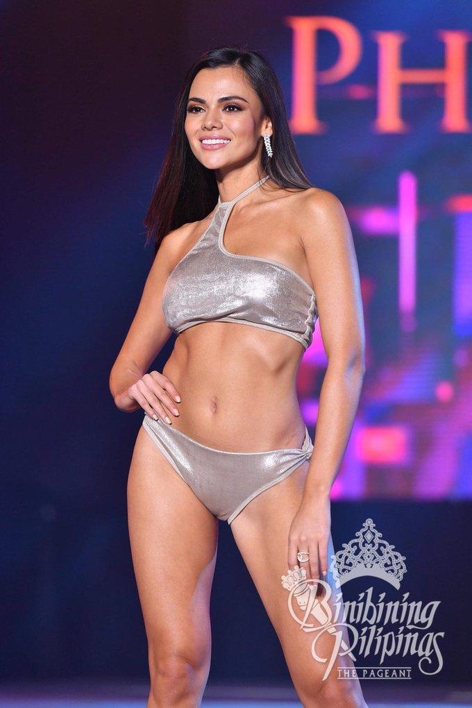 Nhan sắc người đẹp đánh bại Ngân Anh tại Miss Intercontinental-4