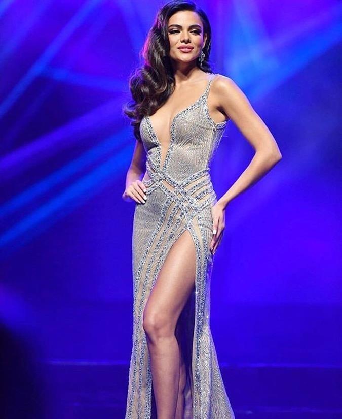 Nhan sắc người đẹp đánh bại Ngân Anh tại Miss Intercontinental-3