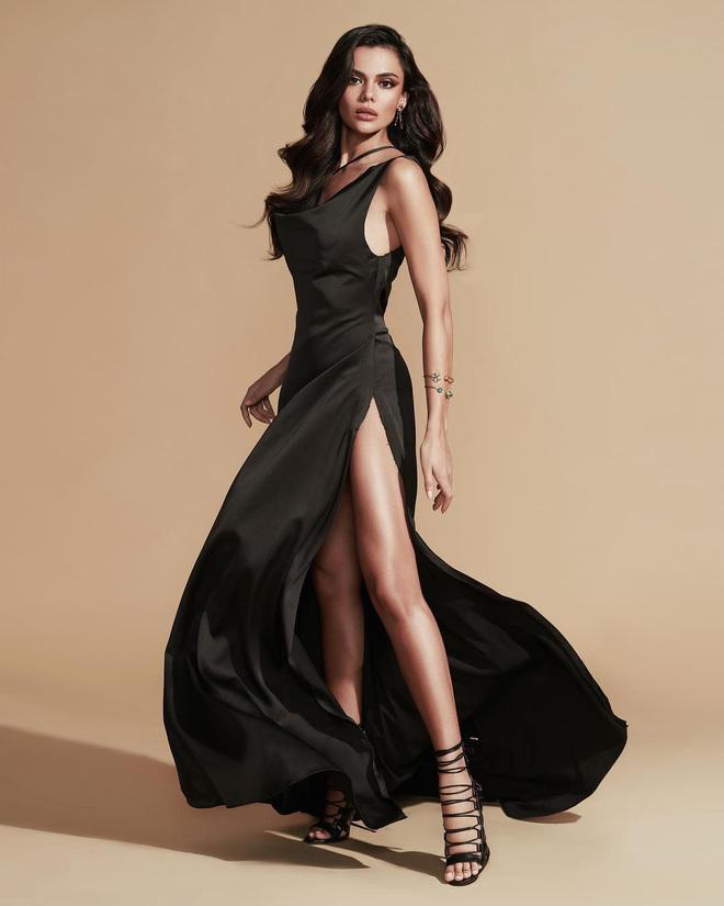 Nhan sắc người đẹp đánh bại Ngân Anh tại Miss Intercontinental-7