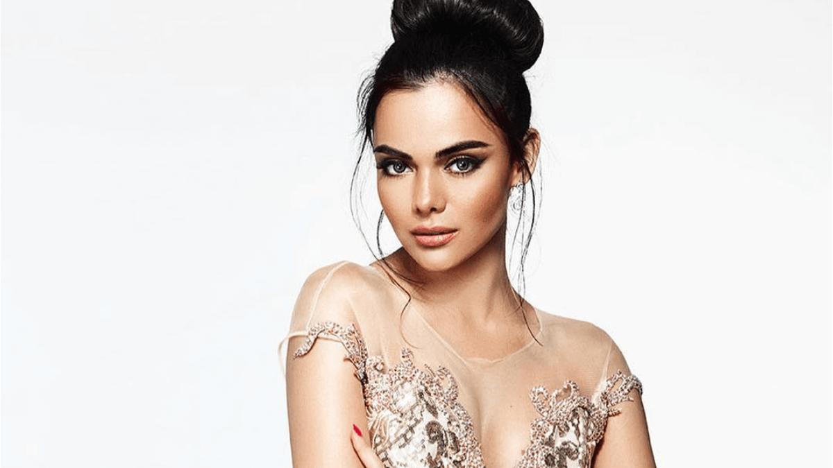 Nhan sắc người đẹp đánh bại Ngân Anh tại Miss Intercontinental-2
