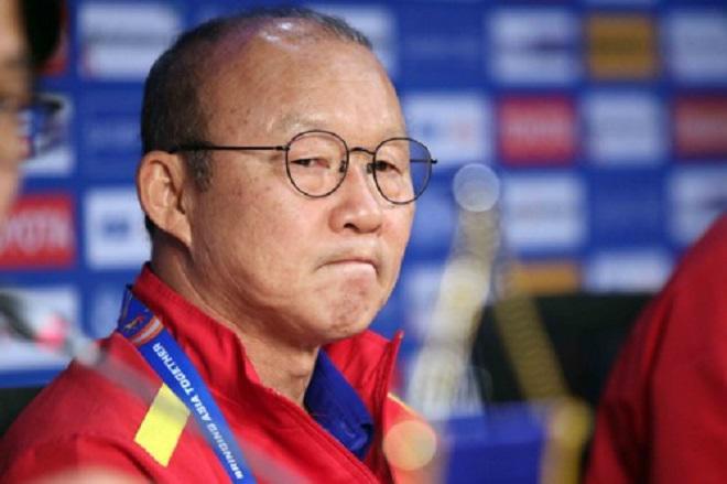 HLV Park Hang-seo có đàm phán bất ngờ về hợp đồng với tuyển Việt Nam-1