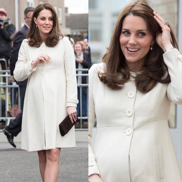 Người hâm mộ ngỡ ngàng phát hiện hóa ra Nữ hoàng Anh chưa từng xác nhận chuyện Meghan mang thai dựa vào điều này-3