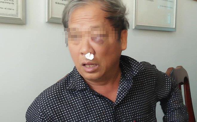 Phóng viên Đài truyền hình Việt Nam bị truy sát trong quán ăn-1