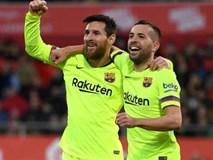 Messi tỏa sáng giúp Barca xây chắc ngôi đầu La Liga