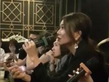 8 năm mới hát karaoke một lần, Thanh Hằng khiến fan 'đổ rầm' khi cover hit Mỹ Tâm cực ngọt