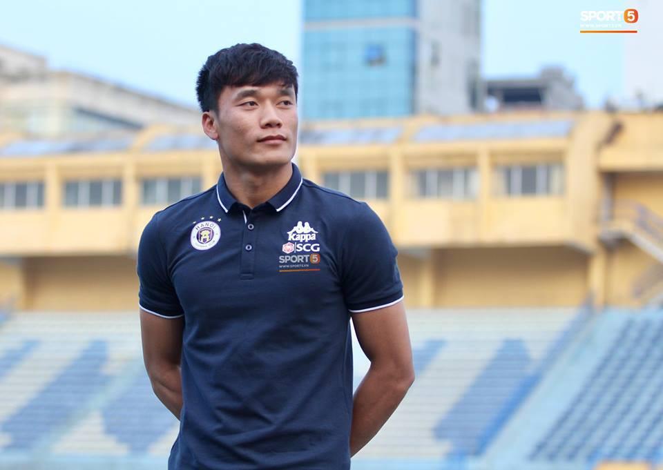Thủ môn Bùi Tiến Dũng chính thức ra mắt Hà Nội FC-1