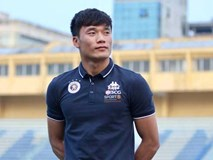 Thủ môn Bùi Tiến Dũng chính thức ra mắt Hà Nội FC
