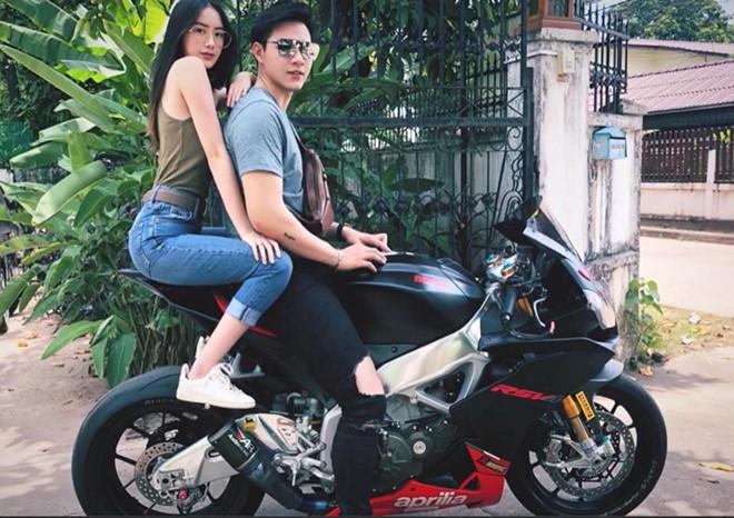 Cuộc sống giàu có đáng ngưỡng mộ của hot girl Lào gốc Việt ở tuổi 22-6