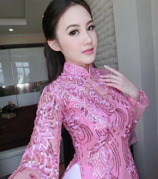 Cuộc sống giàu có đáng ngưỡng mộ của hot girl Lào gốc Việt ở tuổi 22-5
