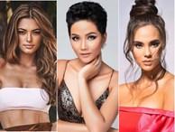 H'Hen Niê bên dàn 'Hoa hậu của các Hoa hậu' các năm: Toàn nhan sắc nữ thần, body nóng bỏng đến khó rời mắt!