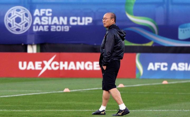 HLV Park Hang Seo muốn tuyển Việt Nam học hỏi, không phải đánh bại Hàn Quốc-1