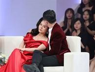 Lâm Vỹ Dạ bật khóc khi Hứa Minh Đạt xin lỗi vì quên mất sự hi sinh của vợ