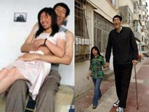 Cãi lời có bầu với ông lão 2m3, thiếu nữ năm xưa choáng với chiều cao con trai 8 tuổi