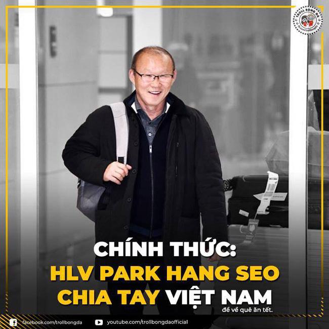 Rộ tin khiến người hâm mộ bóng đá hoang mang: HLV Park Hang Seo đã chính thức chia tay Việt Nam, về Hàn Quốc đêm qua?-1