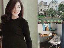 Hé lộ không gian sống cực xa hoa của Á hậu Tú Anh sau khi kết hôn với ông xã thiếu gia