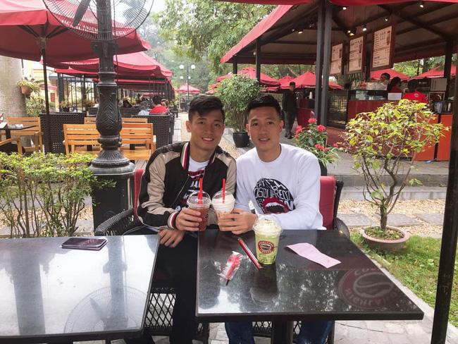 Nghỉ xả hơi ăn Tết, dàn hot boy đội tuyển Việt Nam thi nhau khoe nhà mới, đi chơi cùng bạn gái-13