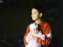 Về thăm 2 anh em mất bố mẹ trong vụ cháy Đê La Thành: